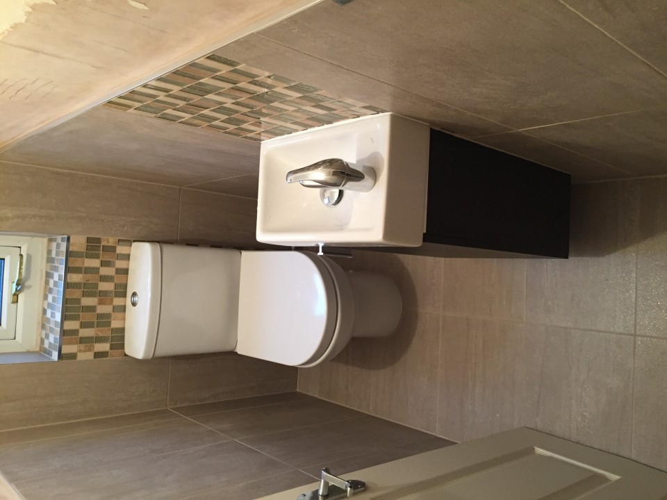 Transforming A Small Downstairs Wc