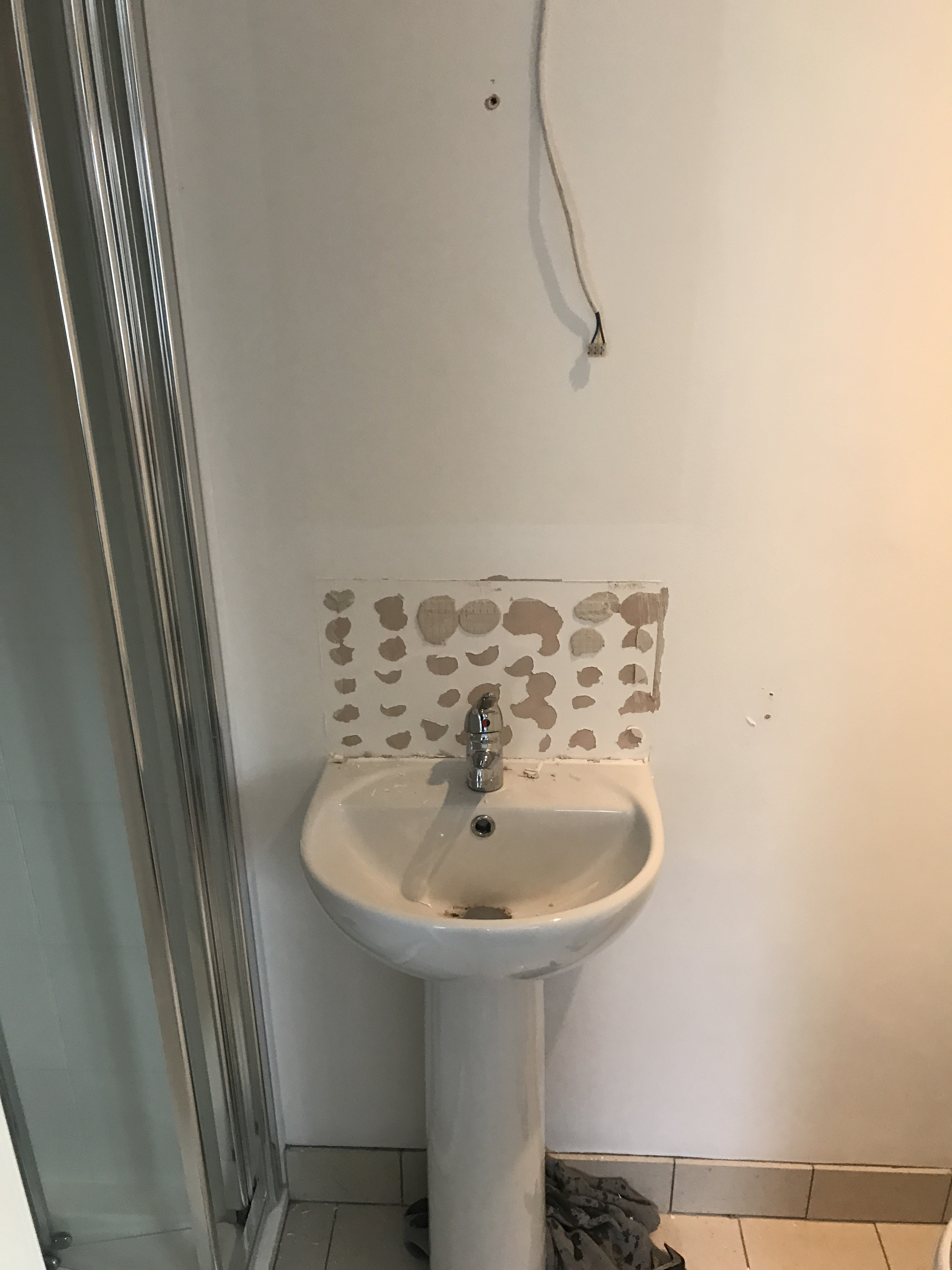 A Small Guest En Suite Revamp Marchbank Bathrooms