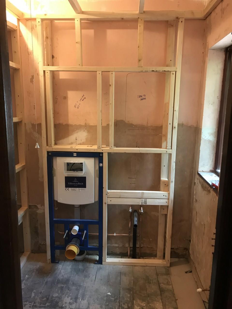 Family bathroom to Sauna/Steam room/Shower room - Marchbank Bathrooms